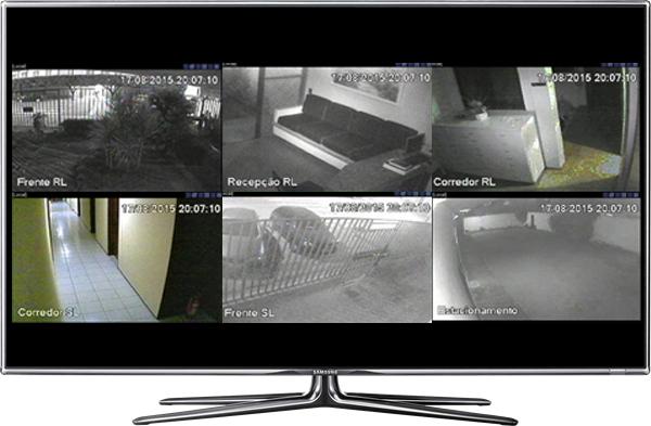 Circuito Fechado De Tv Preço : Serviço de cftv monitoramento de imagens via internet